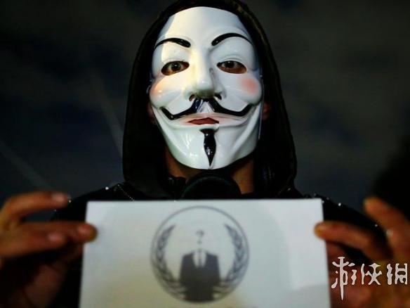 黑客组织匿名者战果初显