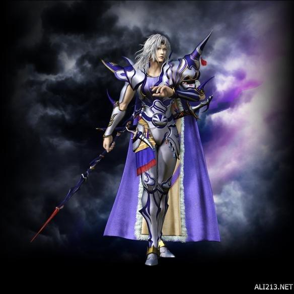 最终幻想 纷争 角色海报公布 FF粉怎能不收藏