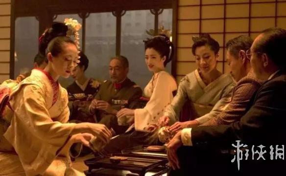 《艺伎回忆录》中的小百合-好莱坞大片 中国面孔 你见过几个 网友阵阵图片