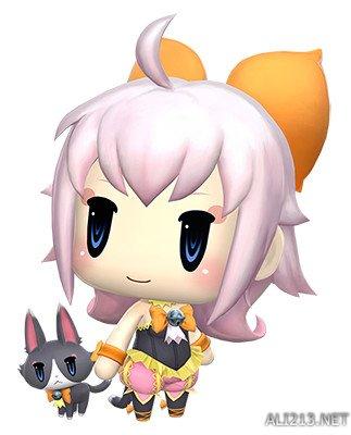 最终幻想世界 公开游戏概要及登场角色新情报