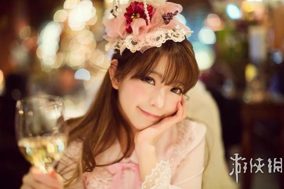 韩国第一美女yurisa白发cos病娇少年