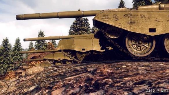 《装甲战争》将引入七款中国坦克!