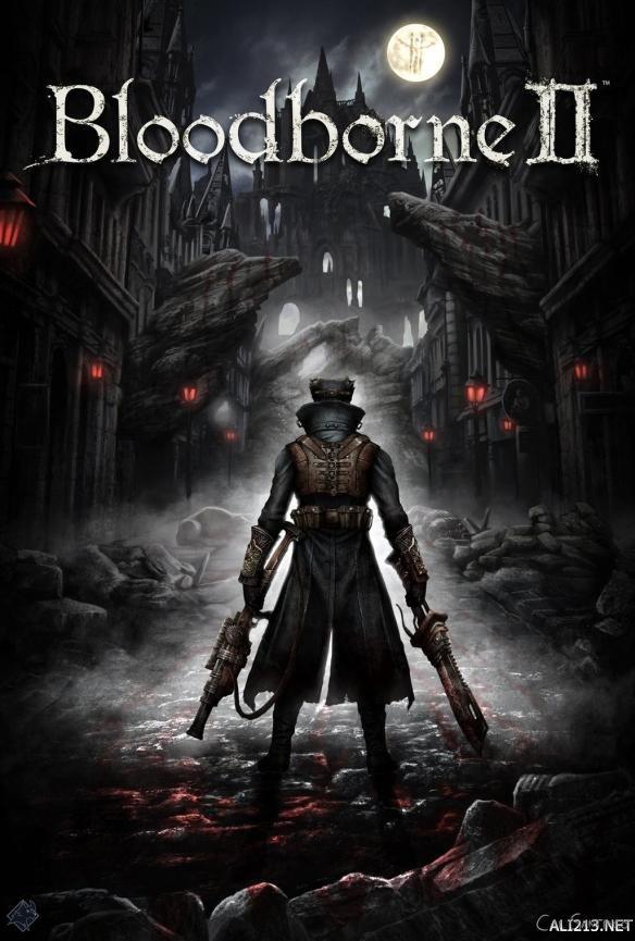 专业游戏原画师绘制《血源2》设计图 浓郁英伦风!