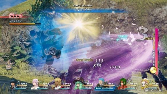 《星之海洋5》海量高清新截图公布 战斗系统新情报披露