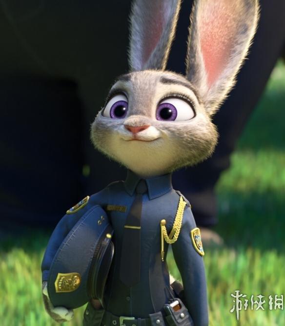 疯狂动物城兔子简介