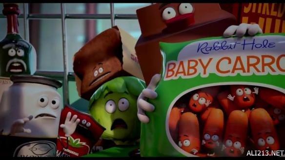 R级动画电影 香肠派对 预告首曝 预计8月12日在美国上映