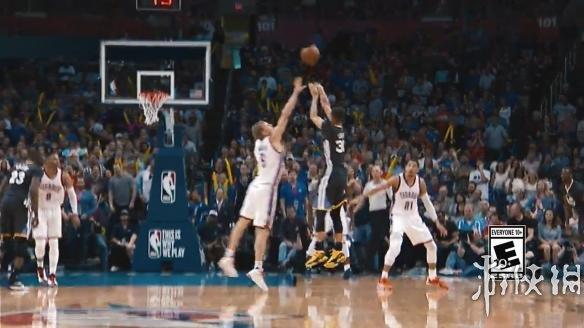 库里成为《NBA 2K》游戏史上最强得分王 风光无限