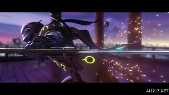 《守望先锋》士兵76号与岛田兄弟动画预热视频曝光