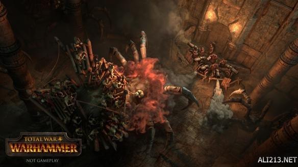 奇幻策略新作《战锤:全面战争》Steam预载版下载发布!