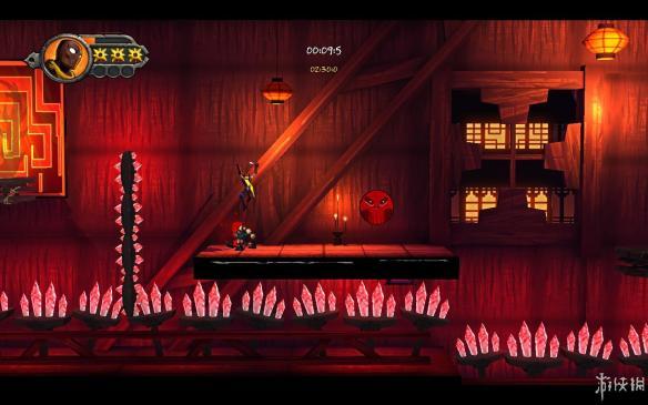 暗影之刃:再次出击5月31日登陆PS4