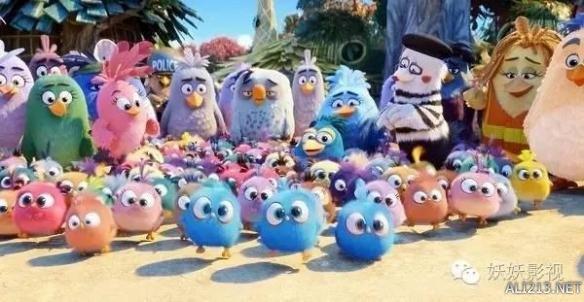 """我以为""""疯狂动物城""""是今年最好看的动画片"""
