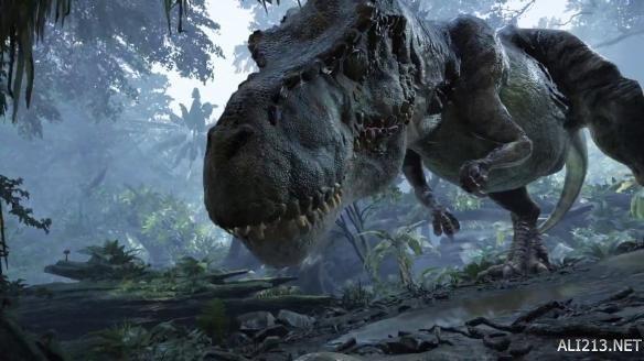 《回到恐龙岛2》(Back to Dinosaur Island Part 2)正如其名,是早先《回到恐龙岛》的第二部分,但是除了名字与恐龙岛这个主题上的继承,游戏的内容与前作完全不同,你完全可以把它当成一款新作来玩,而不需要担心会有什么理解的门槛。   更严格来说,这两款作品是针对VR在不同阶段的最好演示,1代推出时是VR刚起步之初,所以仅仅只有观看内容,而在2推出的今天,VR游戏的环境发生了很大的变化,于是游戏内容也随之增加,并且再一次为我们展示了VR潜在的大作魅力。