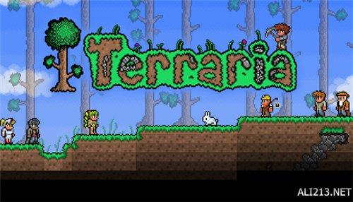 横版2D我的世界 沙盒游戏《泰拉瑞亚》即将登陆国内市场