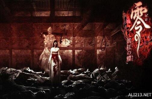 从和风恐怖游戏《零》 揭秘你不知道的日本巫女文化
