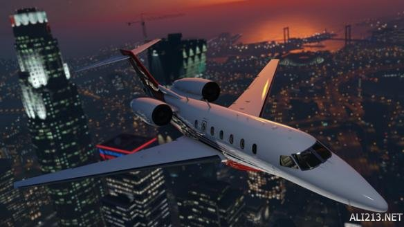 gta带武器的飞机