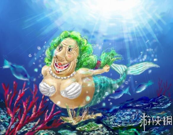 尾田笔下的五条美人鱼,她们身上都有一种独特的美!