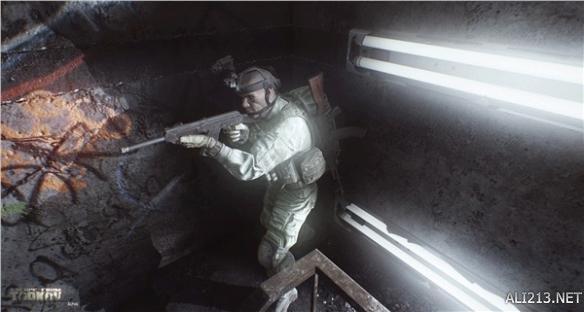 《逃离塔科夫》最新高清游戏截图