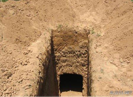 具地方特色的墓葬结构形式