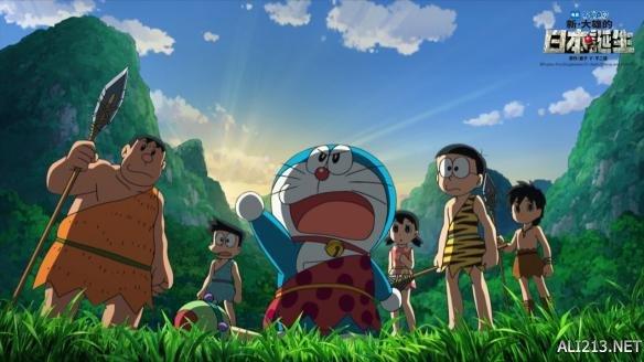 《哆啦A梦:日本诞生》曝新剧照 加入哆啦美和新道具