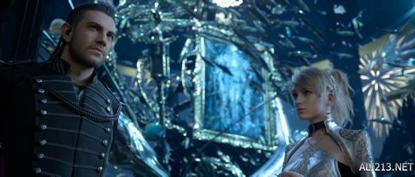 《最终幻想15:国王之刃》电影台湾首映会最新情报!