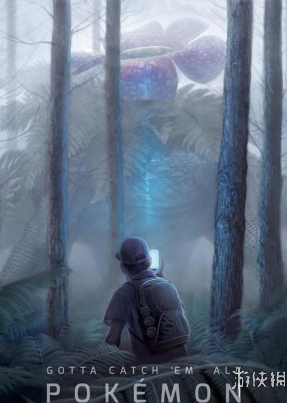 如果《口袋妖怪》的可爱精灵生活在现实 画面太美不敢看