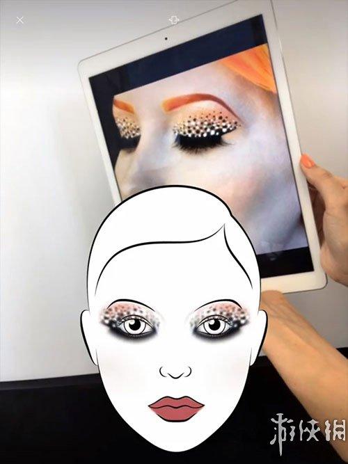 造福全世界女性的AR技术!你还敢相信网络上的美女图