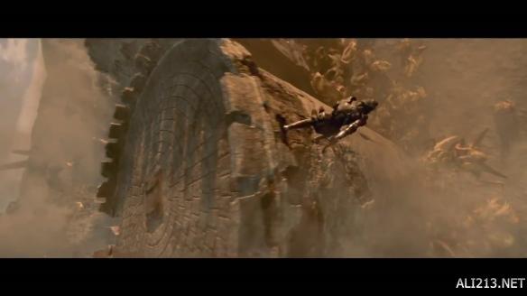 《最终幻想15:国王之刃》电影片段曝光 特效可点赞