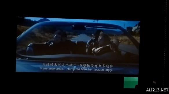 《最终幻想15:国王之刃》电影彩蛋曝光 带你进游戏