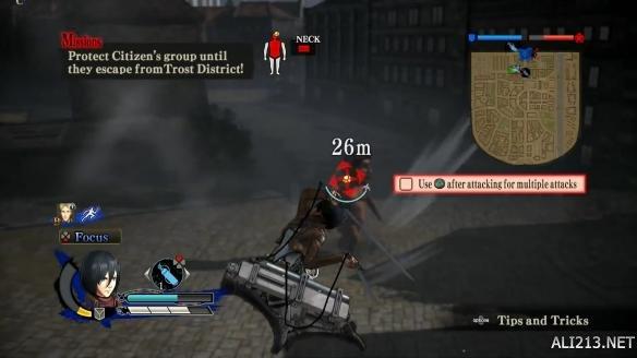 《进击的巨人》PC版即将上市!发售预告片及超长演示公开