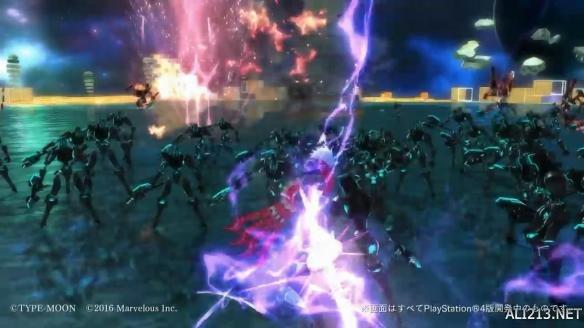 《Fate/EXTELLA》最新英灵宣传影像 无名 吉尔伽美什 迦尔纳 登场!