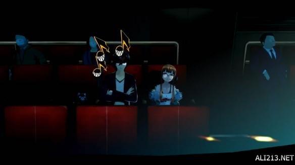 JRPG《女神异闻录5》预告片两部:与攻略约汕头小公园v女神妹子图片