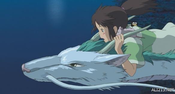 21世纪动画佳作top50出炉 宫崎骏《千与千寻》登顶