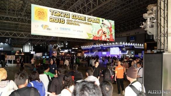 TGS 2016 2016年东京电玩展参展人数达27万人 创历史新高