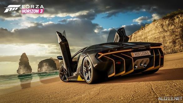 《极限竞速:地平线3》PC版最高画质与XboxOne对比