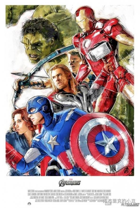 這類手繪海報我們已經很難在電影院見到了
