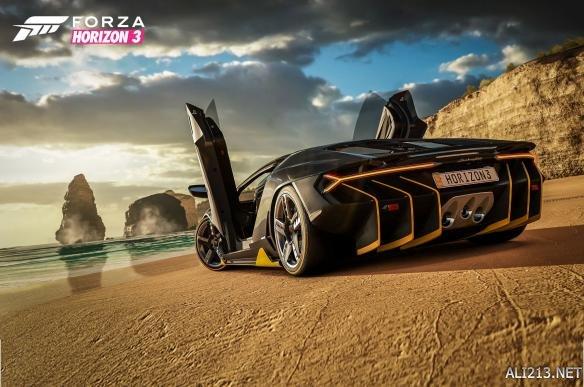 《极限竞速:地平线3》公布首个补丁 BUG还救的回来?