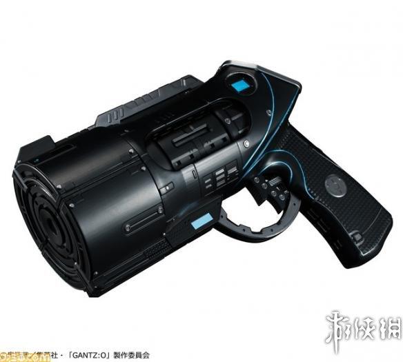 """《杀戮都市GANTZ:O》炫酷手枪""""XGUN""""模型即将上市"""