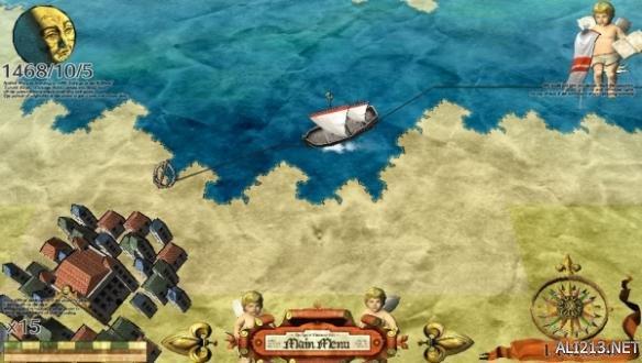 大航海时代精神续作《新世界地图1469》计划推出体验版!
