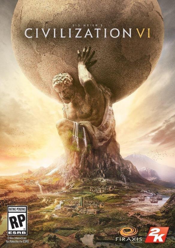 《文明6》PC正式中文版下载发布!