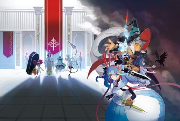 《魔女和百骑兵2》女神角色登场 武装战斗系统详解