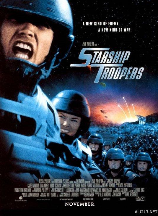 科幻大片《星河战队》将重拍 外星虫族故事再上大荧幕