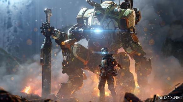 《泰坦隕落2》新補丁全新升級 1V1單挑自定義對戰!