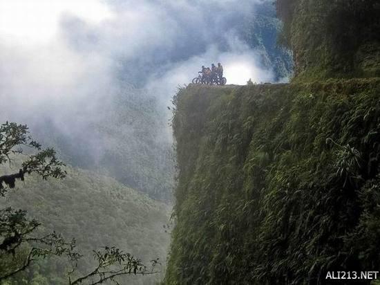 世界上最恐怖的五大景点 你确定这不是人间地狱?