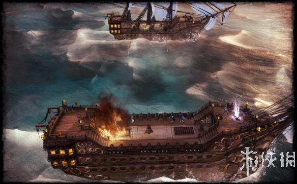 帆船的冒险游戏 新作《弃船》公布将明年登陆PC平台