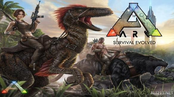 《方舟:生存進化》將登PS4 Pro 幀數爆表更添擴展包
