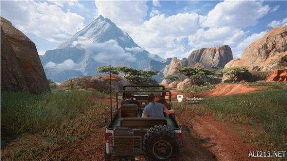 非4K也叼《神秘海域4》PS4/PS4 Pro 1080P截图对比