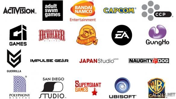索尼年度盛会PSX2016公布发布会厂商 规模堪比E3!