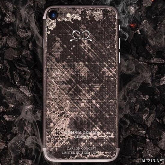 世界最轻的iPhone 7面世 结实程度堪比F1方程式赛车