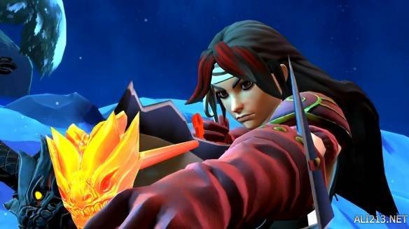 PS4《Fantasy Strike》预告!只需一个按键的格斗游戏