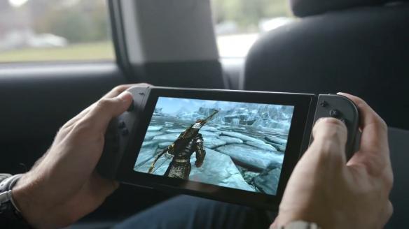 B社正式确认《上古卷轴:天际》将登陆任天堂Switch